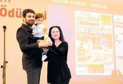 Milliyet'e Gazetecilik Başarı Ödülü