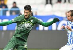 Bursaspor hayatta kalma maçlarını kazanamadı