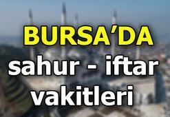 Bursada iftar saat kaçta olacak 2019 Bursa imsakiyesi