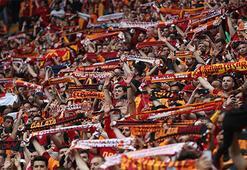 Galatasaraydan 51 bin 578 kişiyle rekor