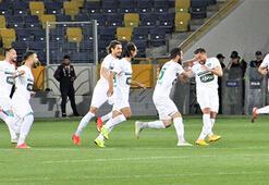 Gençlerbirliği-Denizlispor: 0-3