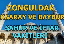 Zonguldak, Aksaray ve Bayburtta sahur saat kaçta   Zonguldak, Aksaray ve Bayburtta iftar vatki ne zaman