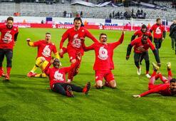 Salzburg üst üste 6. kez şampiyon