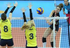 Kelsey Robinson, Fenerbahçede