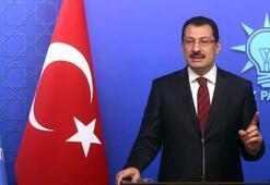 AK Partiden İstanbul açıklaması: Birçok açıdan tam kanunsuzluk hali söz konusu