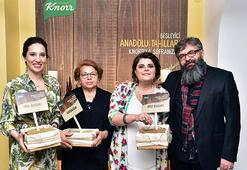 Yeni Knorr Anadolu Tahılları Çorba serisi Refikanın Mutfağında tanıtıldı