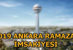 6 Mayıs Ankara iftar vakti Ankarada iftar saat kaçta 2019 Ankara Ramazan imsakiyesi