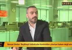 Nevzat Dindar: Diagne Galatasarayın golcüsü değilim diyor