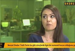 Nevzat Dindar: Galatasaray Başakşehir maçında şampiyon olacak gibi gözüküyor