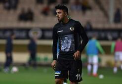 Aytemiz Alanyaspor - Atiker Konyaspor maçında Josef Sural anıldı