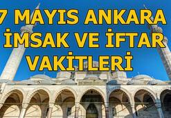 Ankarada sahur saat kaçta | 7 Mayıs Ankara sahur ve iftar vakitleri (2019 Ankara imsakiyesi)