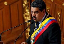 Maduro'dan Rusya'ya başsağlığı