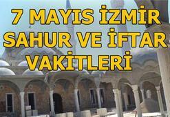 İzmirde sahur saat kaçta | 7 Mayıs İzmirde imsak ve iftar vakitleri (2019 İzmir imsakiyesi)