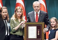 Erdoğan'dan şehitlerle ilgili açıklama: İntikamları misli ile alındı