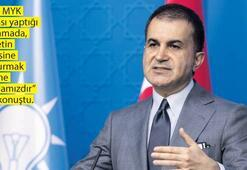 AK Parti Sözcüsü Çelik: Süreç sakinlikle yürüyecektir