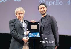 Ali Vatansever'e İtalya'dan ödül