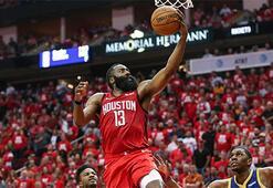 Houston Rockets, seriyi eşitledi