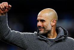 Premier Ligde ayın teknik direktörü Guardiola