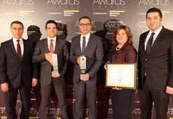 Ziraat Finans Grubu'na Sosyal Medya Veri Analitiği Ödülleri'nde 3 ödül