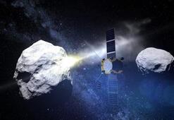 NASA asteroid savunma sistemini 2022de test edecek