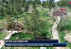 Hobbit evlere Rusya ve Ukraynadan yoğun talep