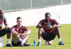 Trabzonspor, Konyaspor hazırlıklarına ara vermeden başladı