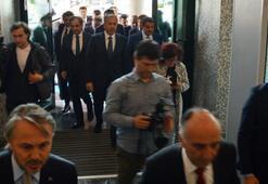 İstanbul Valisi Ali Yerlikaya, İBB Başkan Vekilliği görevine başladı