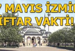 İzmir sahur saat kaçta 8 Mayıs İzmir sahur ve iftar vakitleri