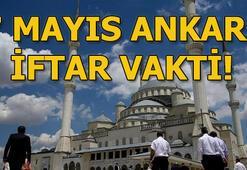 Ankarada sahur saat kaçta | 8 Mayıs Ankara sahur ve iftar vakitleri