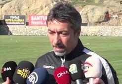 Ali Ravcı: Bizim ilk 5 hedefimiz var