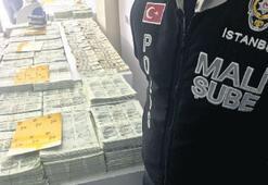 PKK'nın kalpazanı 7 adamıyla yakalandı