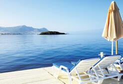Tatile seçim molası