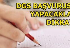 DGS başvuruları için son gün DGS 2019 ne zaman yapılacak