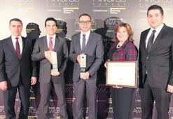 Ziraat Finans Grubu 3 ödül birden aldı