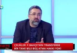 Serdar Ali Çelikler: Kemik gibi birleşeceksin. Yoksa seneye Galatasaray...