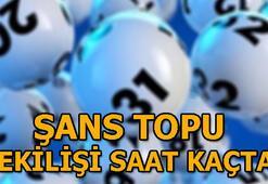 Şans Topu çekilişi MPİ 8 Mayıs Şans Topu çekilişi bu akşam saat kaçta