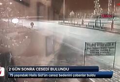 75 yaşındaki Halis Gül'ün cansız bedenini çobanlar buldu