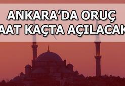 Ankarada oruç saat kaçta açılacak 8 Mayıs Ankara iftar vakti
