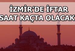 İzmirde akşam ezanı saat kaçta okunacak 8 Mayıs İzmir iftar vakti