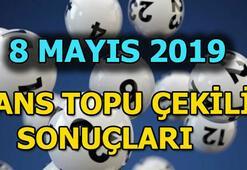 Şans Topu sonuçları açıklandı (8 Mayıs MPİ Şans Topu çekiliş sonuç sorgulama)