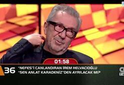 Nefesi canlandıran İrem Helvacıoğlu  Sen Anlat Karadenizden ayrılacak mı