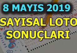 Sayısal Loto sonuçları belli oldu (8 Mayıs MPİ Sayısal Loto çekiliş sonuç sorgulama)