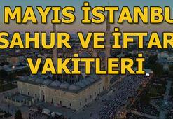 İstanbul sahur saat kaçta 9 Mayıs Perşembe İstanbul sahur ve iftar vakitleri