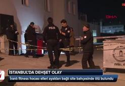 İstanbulda dehşet olay