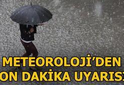 Meteoroloji açıkladı: 9 Mayıs hava durumunda yağış var mı İstanbul, Ankara ve İzmir...