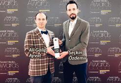 Yaşar'ın 'sosyal medya' gururu