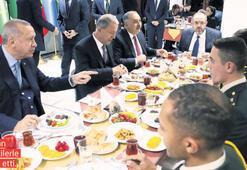 Erdoğandan Milli Savunma Üniversitesi öğrencilerine: Kandil ve Sincar'ı sizler yıkacaksınız
