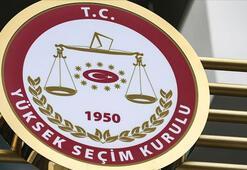 Yüksek Seçim Kurulundan açıklama: 'Hakimlerin hedef gösterilmesi kabul edilemez'