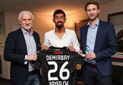 Kerem Demirbay, Bayer Leverkusene imza attı