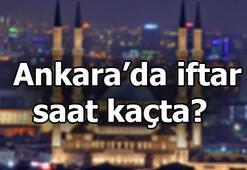 Ankara imsakiyesi | Ankarada iftar saati - 9 Mayıs Perşembe